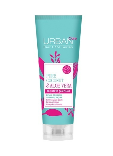 Urban Care Urban Care Şampuan Coconut & Aloe Vera 250 Ml Renksiz